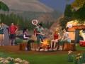 Sims 4 Outdoor Leben Campen