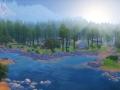 Sims 4 Outdoor Leben See