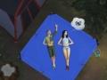 Sims 4 Outdoor Leben Sterne betrachten