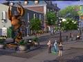 Sims 4 Addon Bild Stadt