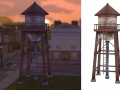 Sims 4 Addon Bild Wassertank