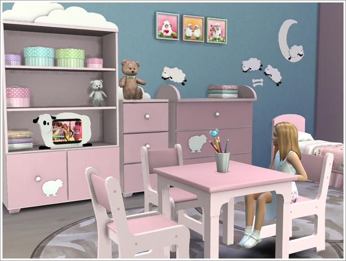 Sims 4 Schone Downloads Fur Das Kinderzimmer