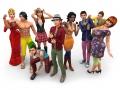 Sims 4 Gruppenbild