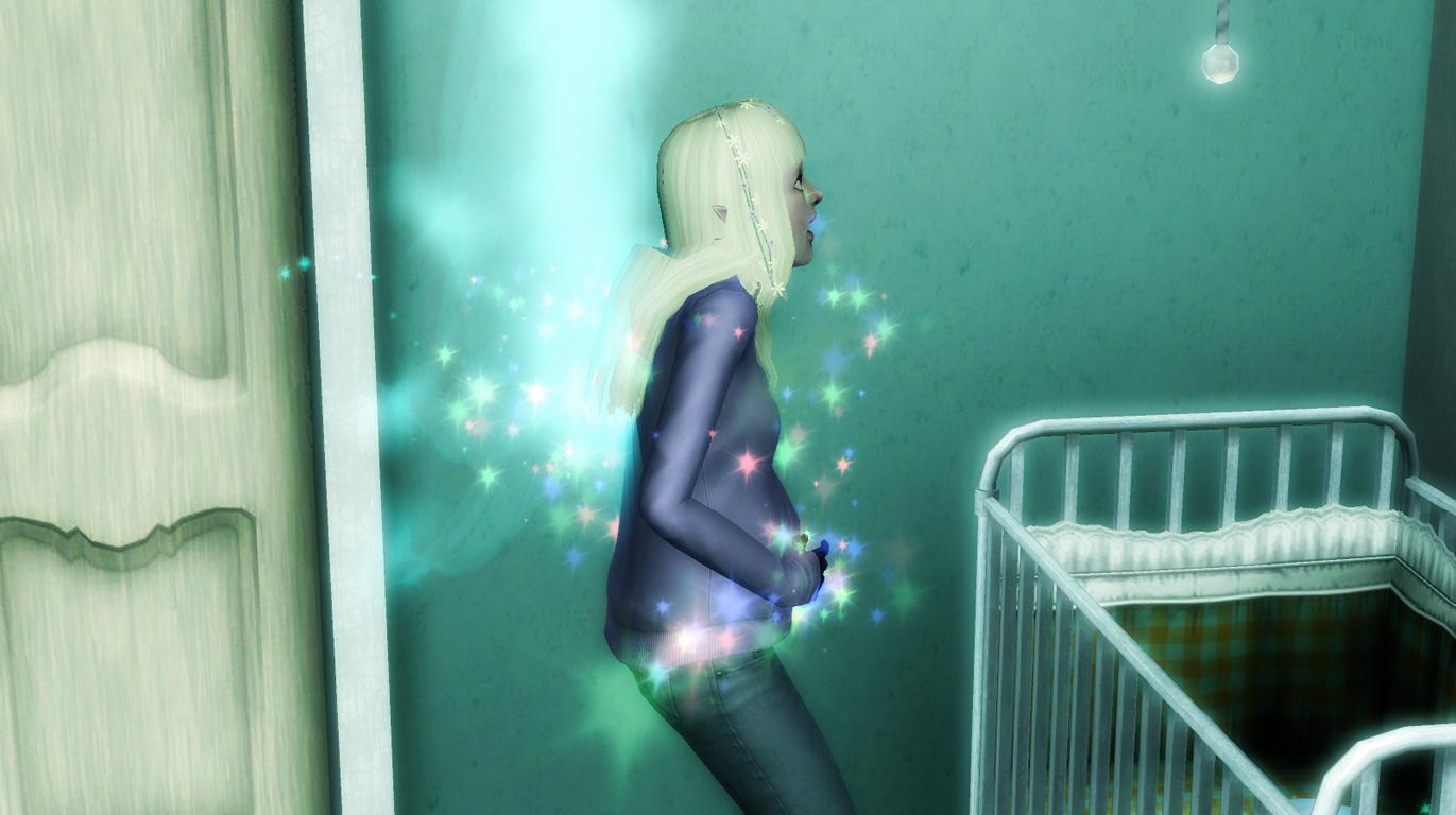 Elena bekommt Drillinge