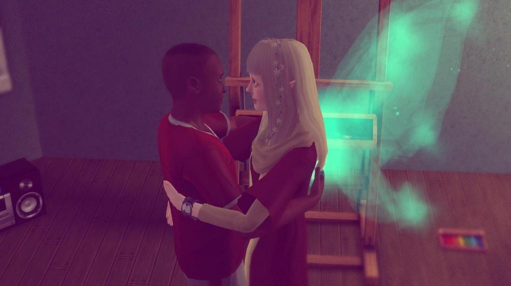 Elena und DeSean