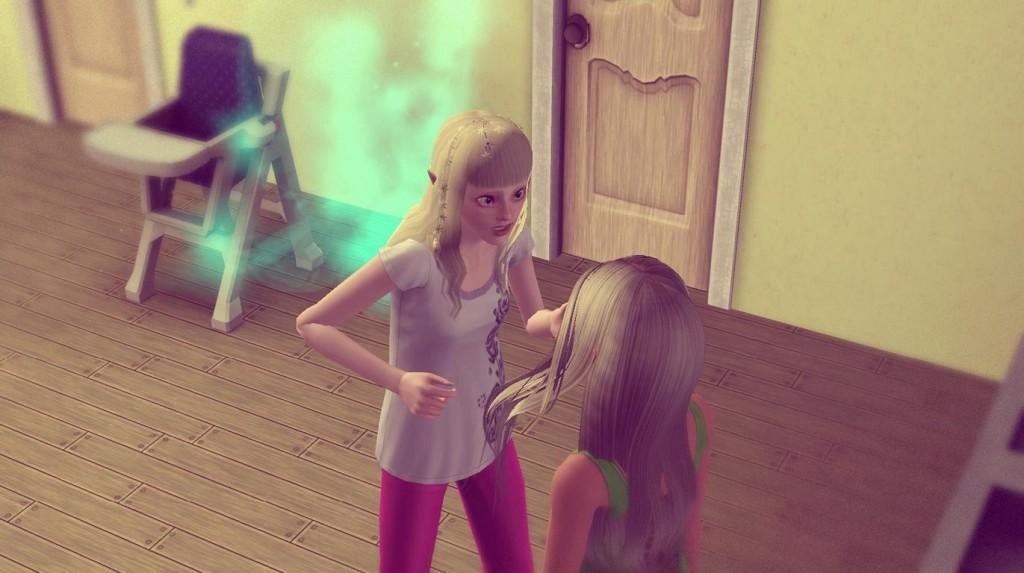 Elena verzeiht Anna