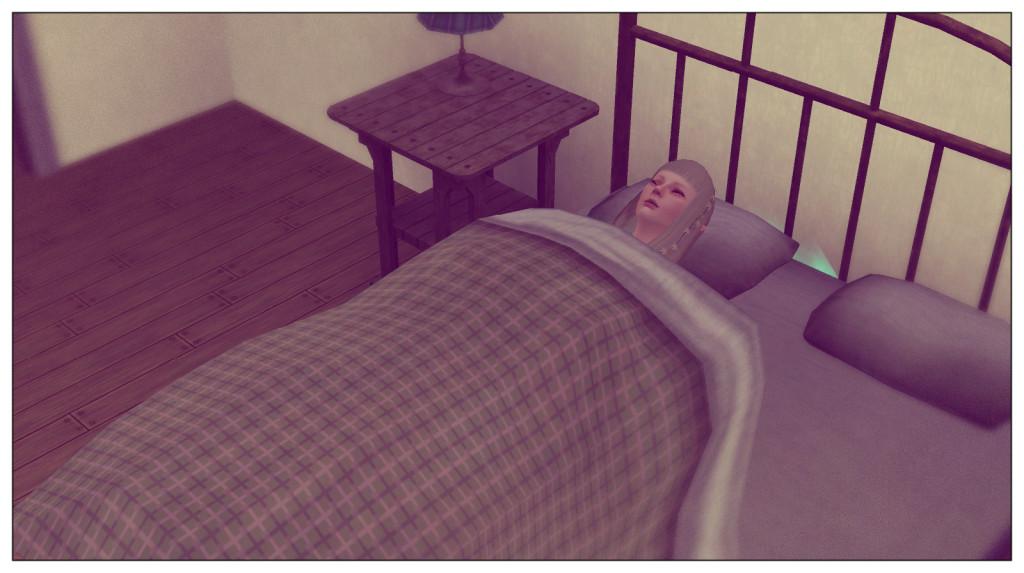 12-Elena schläft alleine