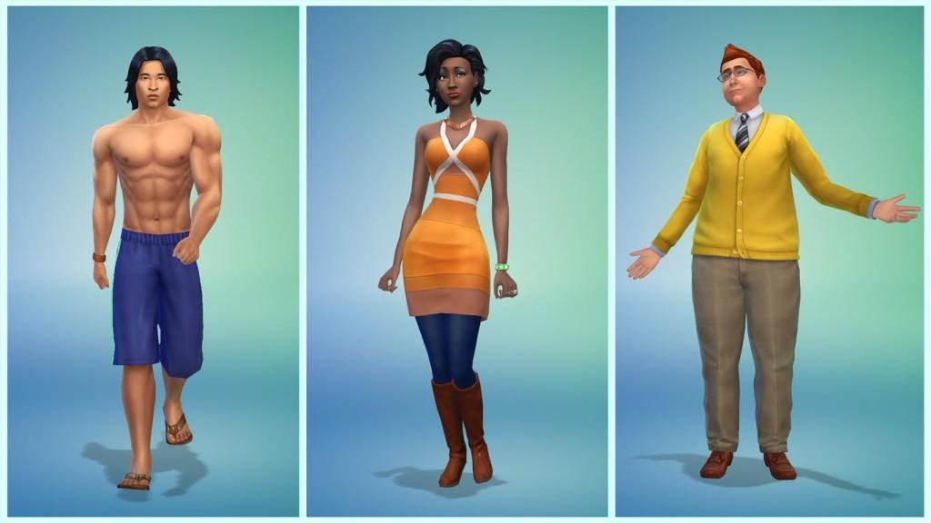 Persönlichkeit in Sims 4