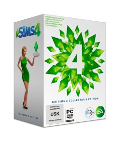 Die Sims 4 Collectors Edition
