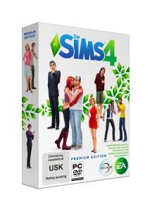 Die Sims 4 Premium Edition
