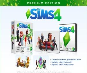 Die Sims 4 Premium Edition alle Inhalte