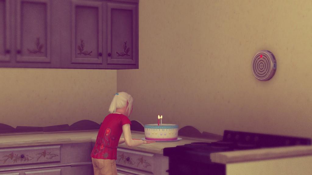 Anna hat Geburtstag