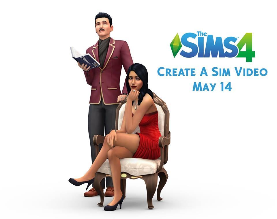 Sims 4 : Die Familie Grusel im Trailer am Mittwoch
