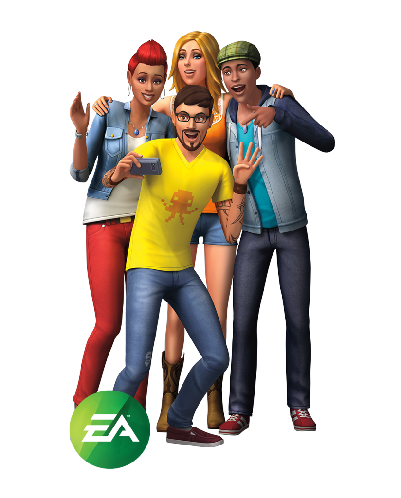Sims 4 Artwork