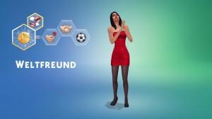 Eigenschaften in Sims 4