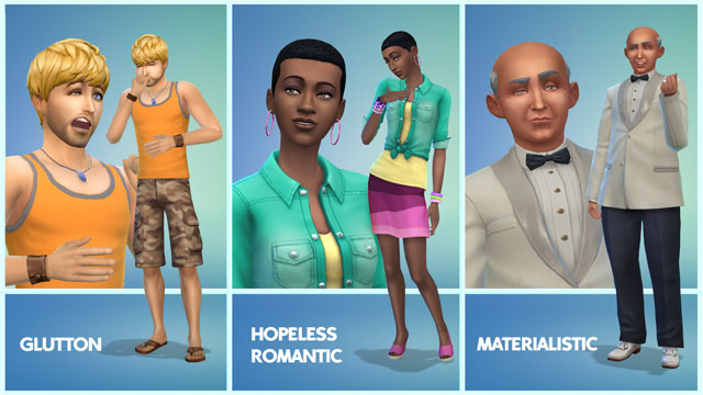 Nimmersatt - Hoffnungslos Romantisch - Materialist