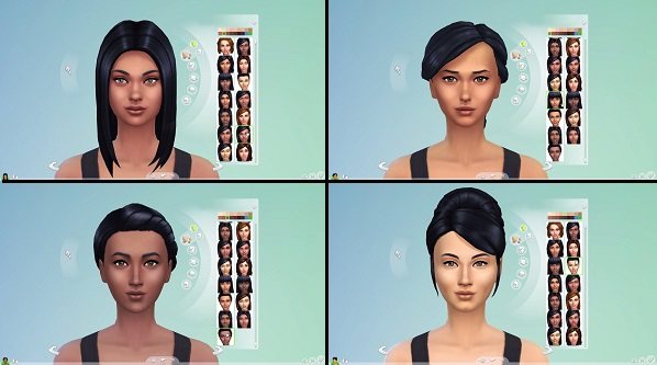 Sims 4 verschiedene Sims aus verschiedenen Kulturen