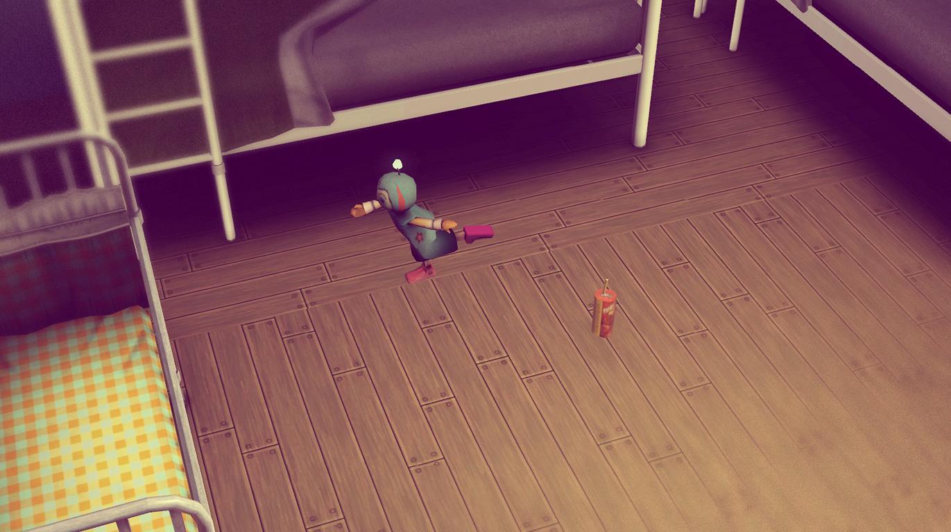 Geheimnisvolle Puppe