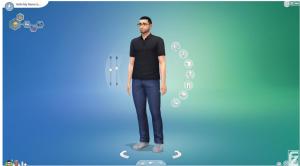 CAS Sims 4 Eigenschaften