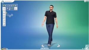 CAS Sims 4 Laufstile