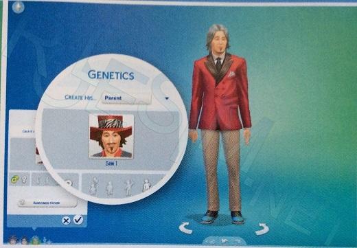 Sims 4 Vater eines Sims erstellen