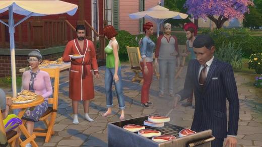 Sims 4 mehr Sims auf einen Grundstück