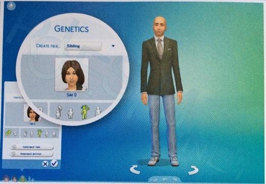 Sims 4 Geschwister aus einem Sim erstellen