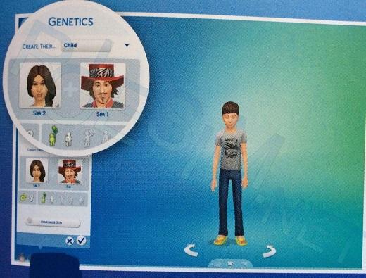 Sims 4 Kind erstellen