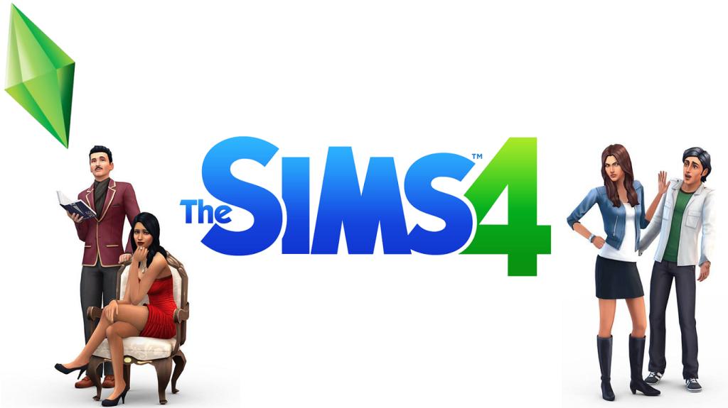 Sims 4 Wallpaper 1366 x 768