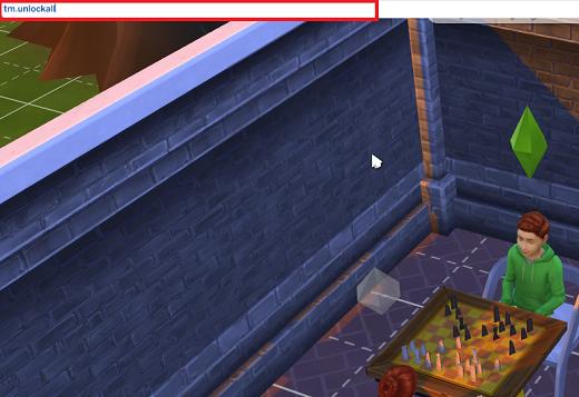 Sims 4 alle Objekte freischalten Cheat