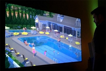 Pools in Sims 4