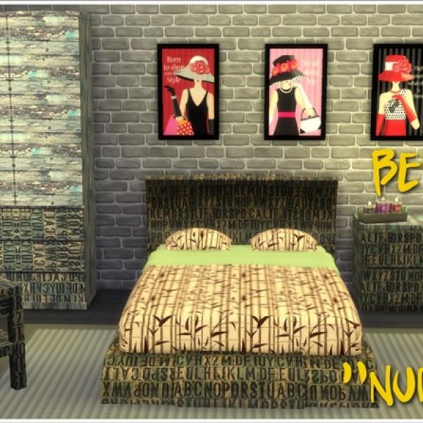 Annett's Sims 4 Welt Teenager Zimmer 4