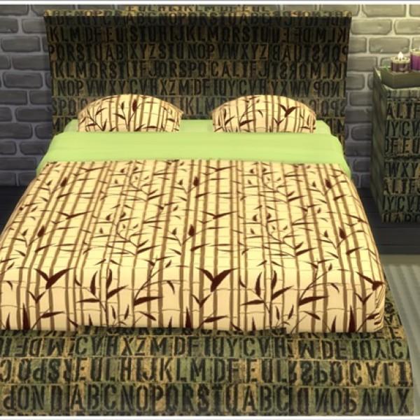 Annett's Sims 4 Welt Teenager Zimmer 6
