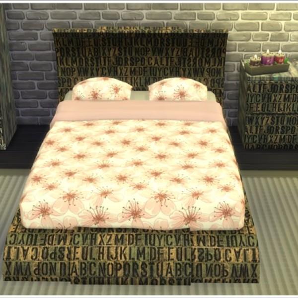Annett's Sims 4 Welt Teenager Zimmer 8
