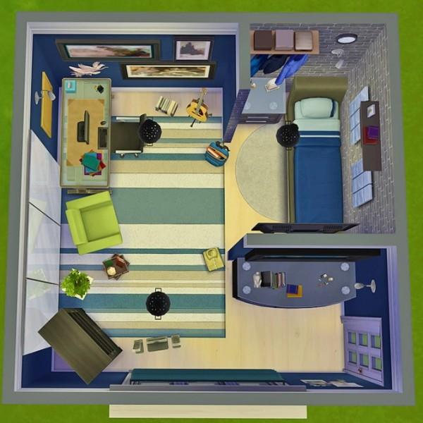 Aspen Teenage Bedroom 3