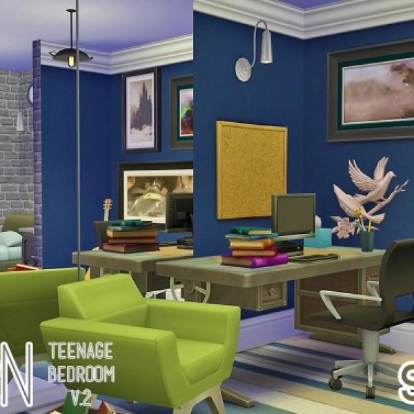 Aspen Teenage Bedroom