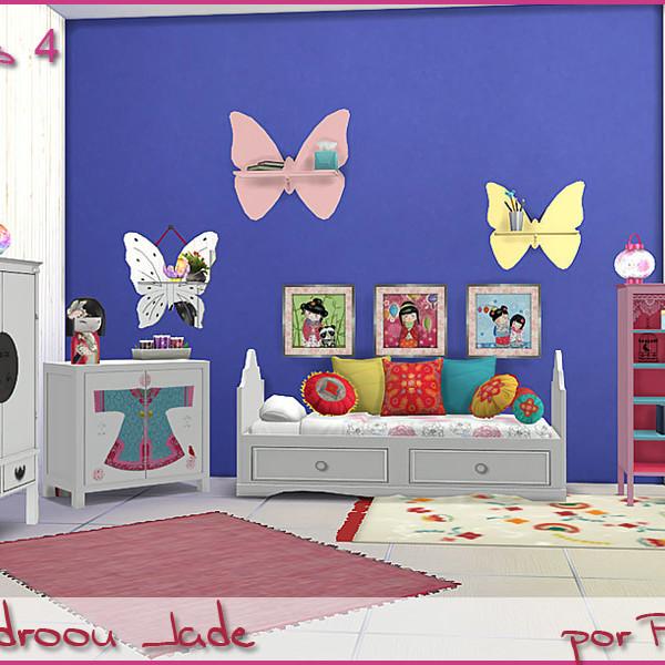 Bedroom Jade 1