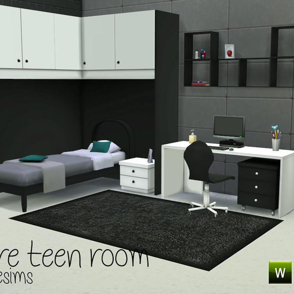 Claire Teen Room 1