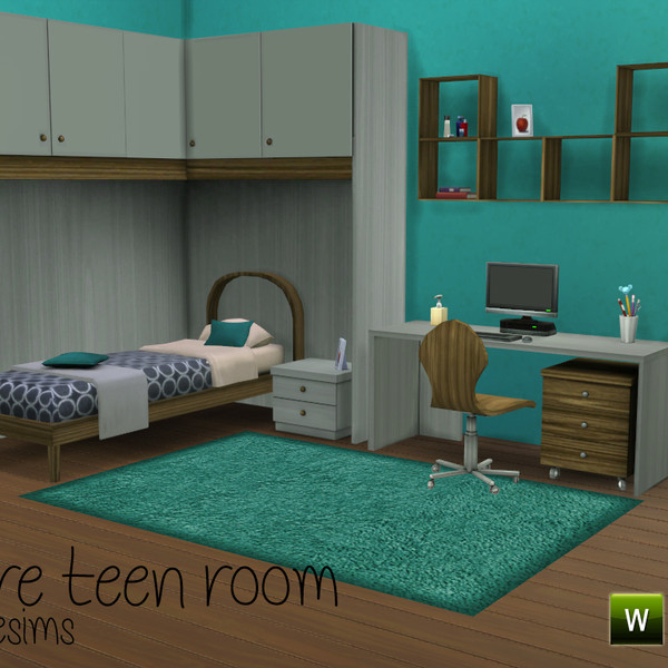 Claire Teen Room 3