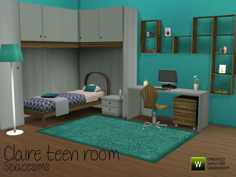 Sims Etagenbett Download : Sims 4 schöne downloads : teenagerzimmer