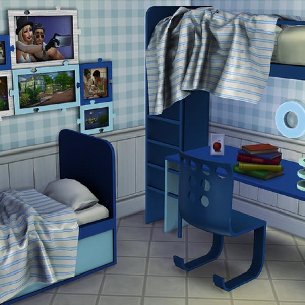 Puzzle it Bedroom set 2
