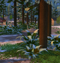 Schnee in Sims 4 Granite Falls 5