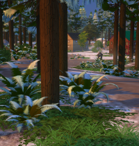 Schnee in Sims 4 Granite Falls 6