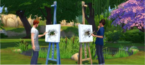 Sims 4 Fähigkeiten
