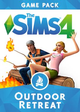 Die Sims Outdoor - Leben