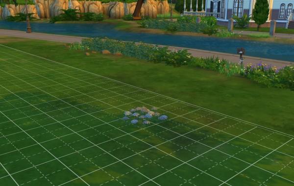 Sims 4 Granite Falls Blüten
