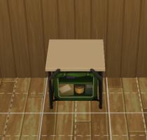 Sims 4 Outddor Leben Tisch 7