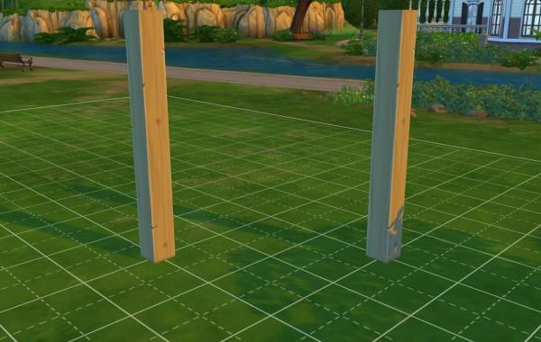 Sims 4 Outdoor Leben Alpin Säule