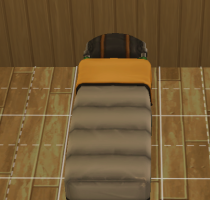 Sims 4 Outdoor Leben Bett 1