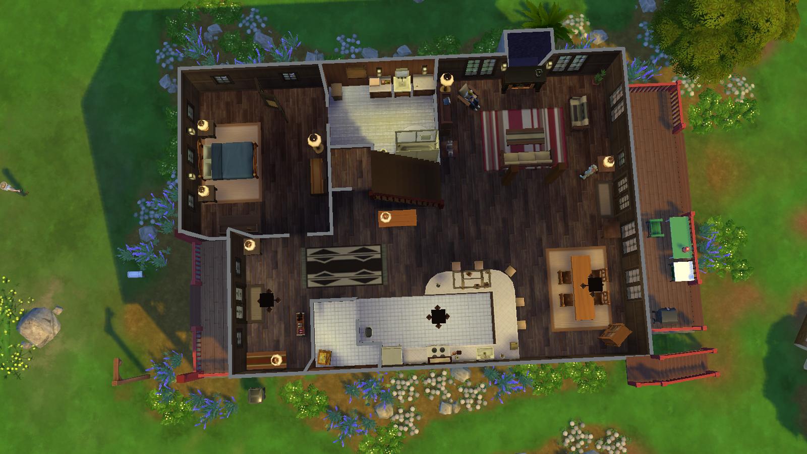 Sims 4 Outdoor Leben : alle Wohnmöglichkeiten